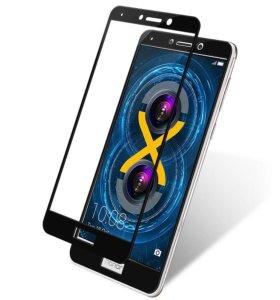 Бронь стекло на Huawei Honor 6x
