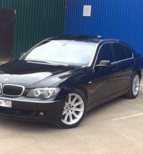 BMW 750Li E65/66 2007