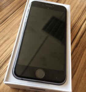 iPhone 6 16 gb оригинальный. Полный комплект.