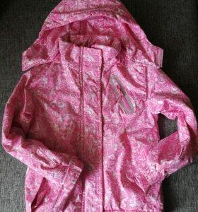 Детская весенняя куртка