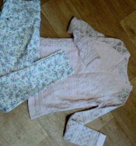 Кофты, футболки, юбки, брюки