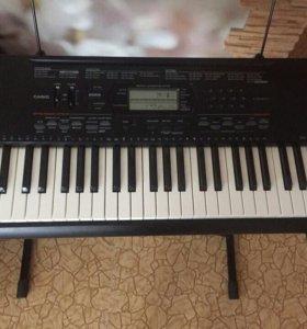 Синтезатор CASIO CTK-2000, в отличном состоянии