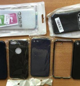 Чехлы на iPhone 7 новые