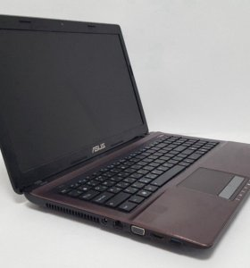 Мощный игровой ноутбук Asus на Intel core i5