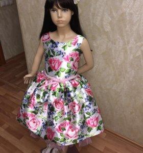 Новое платье  Stilnyashka на ярлычке 10 лет