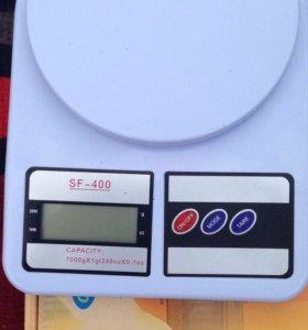 Бытовые электронные весы