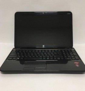 Мощный ноутбук HP; 4 ядра, 8гб озу, видеокарта 2гб