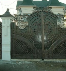 Ковка! Ворота и Калитки