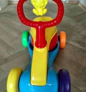 Машина-каталка Playskool от Hasbro