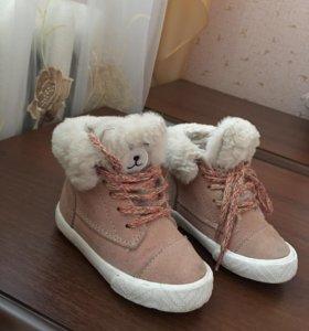 Продаю детские кеды zara