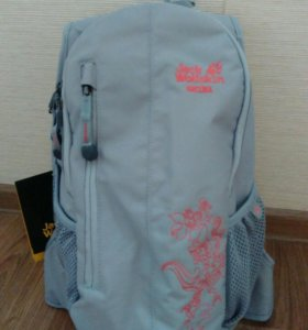 Новый рюкзак Jack Wolfskin