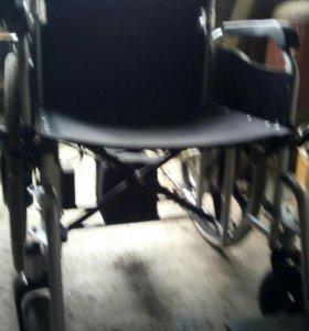 Инвалидная каляска с электроприводом