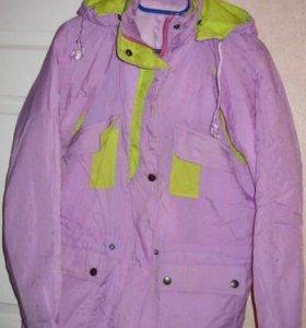 Куртка детская, синтепон, р.38-40