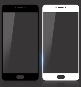 Бронь стекло на весь экран Meizu M5 M5 Note