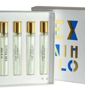 Набор 5 шт по 7,5мл EX NIHILO Fleur Narcotique