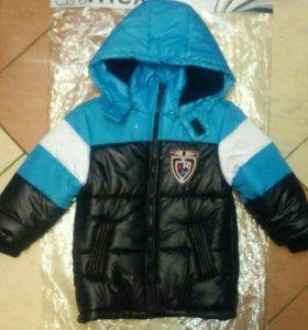 Куртка р-р 122