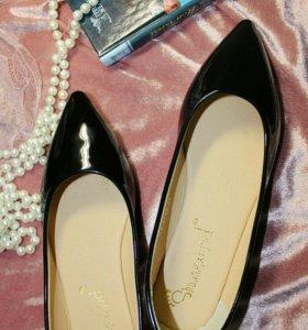 Туфли-балетки 34 размер