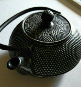 ☕Чугунный заварочный чайник ☕