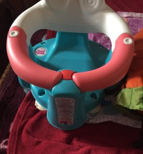 Детски стульчик для купания