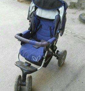 Продам коляску капелла в хорошем состоянии.