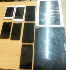 Телефоны планшеты