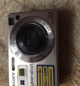 Sony фотоаппарат