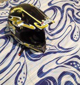 Шлем Ixs Кроссовый