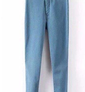 Новые джинсы. Тянутся, тонкие на лето самое то.
