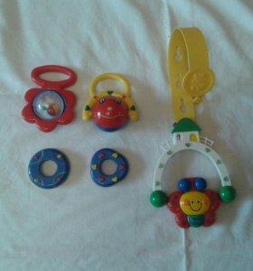 Погремушки (игрушки)
