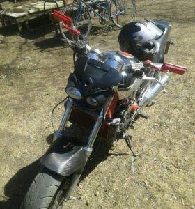 Мотоцикл ямаха фзх 750