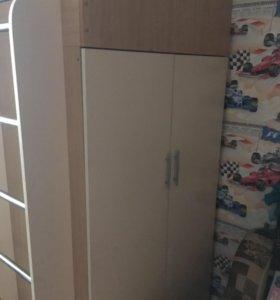 Детская кровать-шкаф
