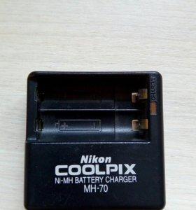 Зарядное устройство Nikon Coolpix
