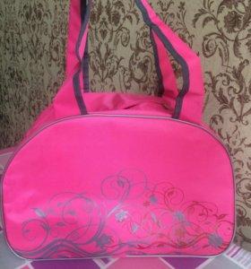 Новая дорожная сумочка