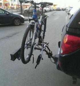 Прокат, аренда велобагажника