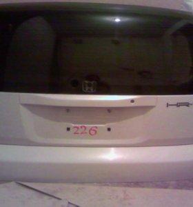 Дверь багажника на хонду HR - V