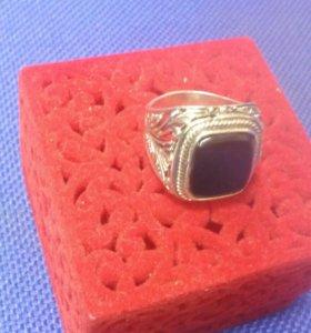 Кольцо серебряный