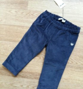 Новые брюки 9 мес-1 год