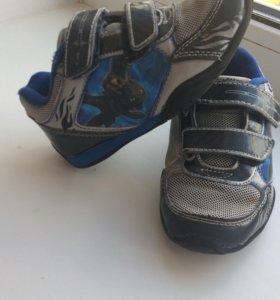Кроссовки, 26 размер, до 16 см, бу