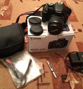 Canon 550d + вспышка Canon speedlite 430EX
