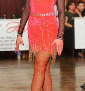 Платья для спортивно бальных танцев,латина.
