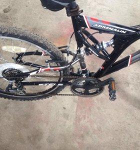 Велосипед стелс (адреналин)