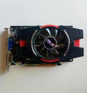 Видеокарта asus GTX650 1GB DDR5
