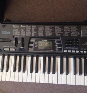Синтезатор Casio с обучающей программой