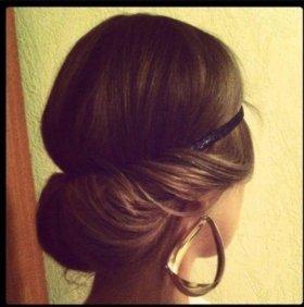 Резинка-повязка для волос