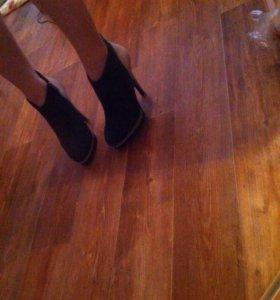 Хорошая обувь(ботильоны)