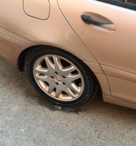 Колёса Mercedes