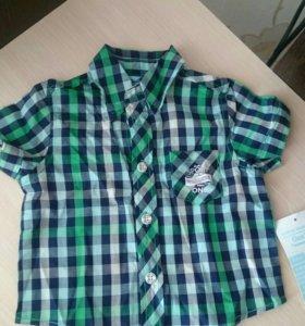 Рубашка GJ 3-6 мес