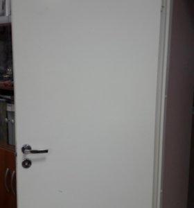 Двери б/у с коробкой