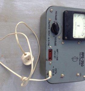 Автотрансформатор регулировочный типа АРБ-250