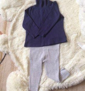 Одежда на девочку 1 - 1,5 года